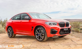 2019 BMW X3M Competition and X4M Competition - launch