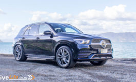 2019 Mercedes-Benz GLE300d - Car Review – black diamond