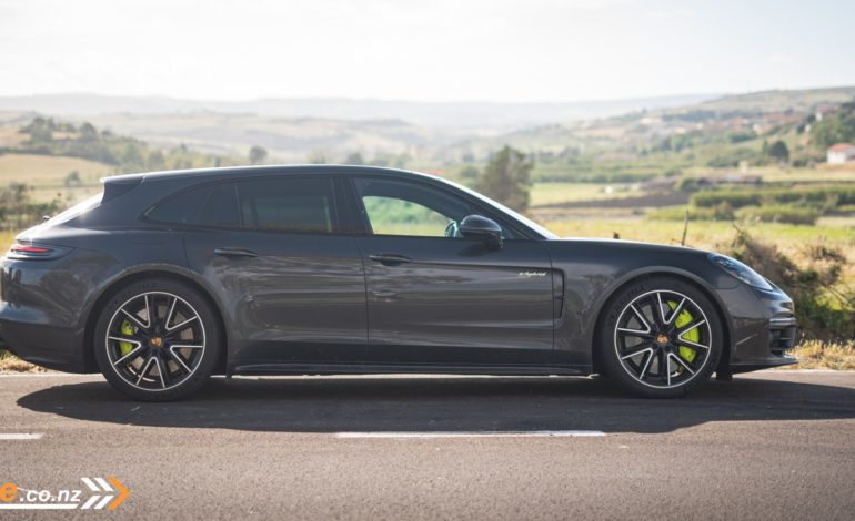 2019 Porsche Panamera Sport Turismo Turbo S e-Hybrid – Car Review - Is this the ultimate family wagon?