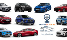 Three electrics plug into New Zealand Car of the Year