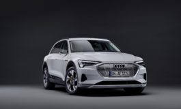 The Audi e-tron 50 quattro