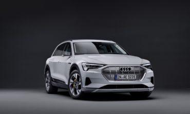 The Audi e-tron 50 quattro