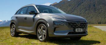 Hyundai's NEXO - more information released