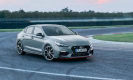 All-new Hyundai i30 Fastback N