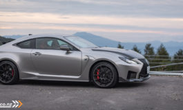 Five Things About the 2019 Lexus RC F Track Edition
