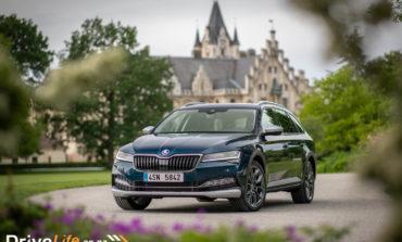 Škoda Superb gets an update for 2020