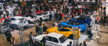 In Photos: Behind the Scenes at the 2020 Tokyo Auto Salon