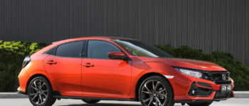 Redesigned 2020 Civic Hatch - and the RS grade is back!