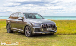 2020 Audi Q7/SQ7/SQ8 launch