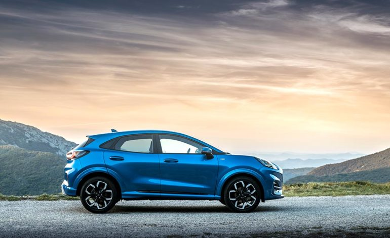 All-New Ford Puma to join Ford New Zealand's 2020 SUV line-up
