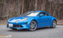Five Things About The Alpine A110