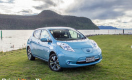 Auckland to Wellington in a used Nissan Leaf – patience is key