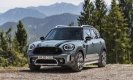 2020 MINI Countryman released