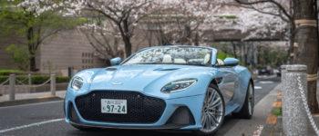Five Things About The 2020 Aston Martin DBS Superleggera Volante